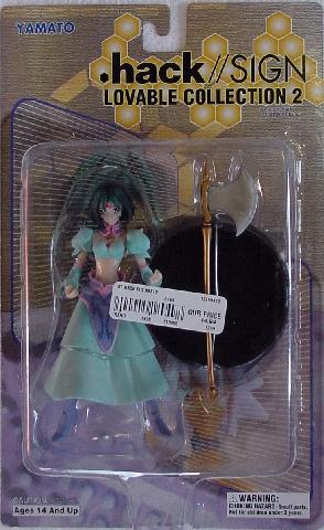 Subaru -  hack // SIGN Anime - 6 PVC Figure [AN04] - $14 99 : Left